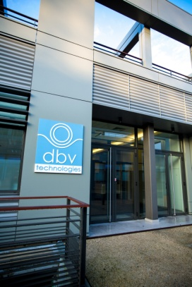 The DBV-Technologies headquarters in France