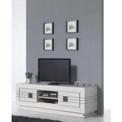 Autre style pour ce meuble de la collection « meuble Onyx » - Maison d'un Rêve.