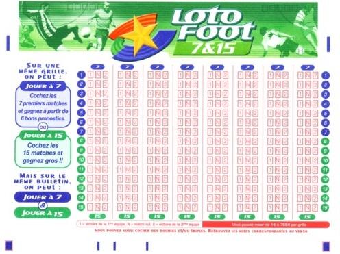Pariez sur les résultats des matchs de Ligue 1 grâce à LotoFoot !