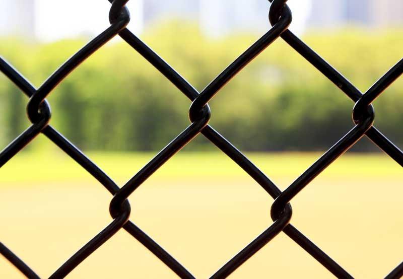 clôtures grillagées